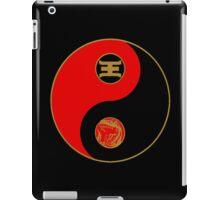 Jason's Ranger Power Yin Yang iPad Case/Skin