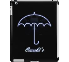 Gotham Oswald's night club iPad Case/Skin