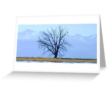 Eagles Roost Greeting Card