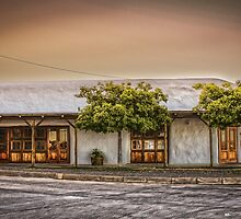 """Die Wynhuis..."" Orania. (The wine house in Orania)  by Qnita"