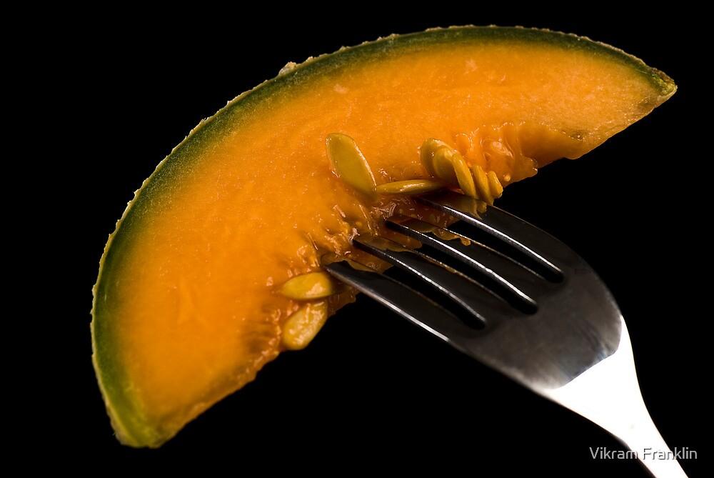 Fruit on a stick by Vikram Franklin