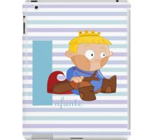 i for infante iPad Case/Skin