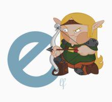 e for elf T-Shirt