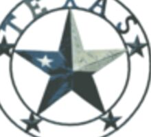 Texas Strong Country Strong Badge Sticker