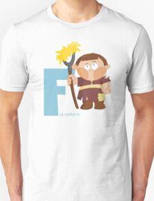 f for farmer Unisex T-Shirt