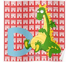 d for dragon Poster