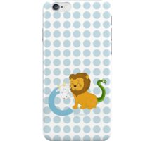 c for chimera iPhone Case/Skin