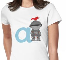 A for armor Womens Fitted T-Shirt