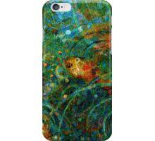 Gold fish, koi pond iPhone Case/Skin