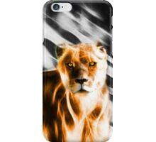 I Am The Lioness iPhone Case/Skin