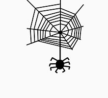 spider web with spider T-Shirt