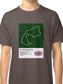 Silverstone Circuit - v2 Classic T-Shirt