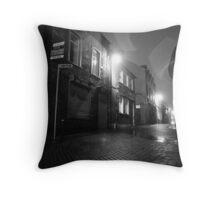 FPP For 3 Apartments Throw Pillow