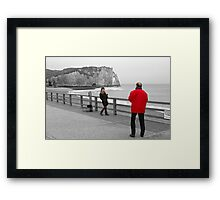 """Smile no 29"" - Photo Art Series by Paul Williams Framed Print"