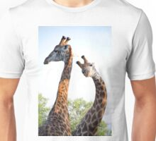 Walking with Giraffes - South Africa Unisex T-Shirt