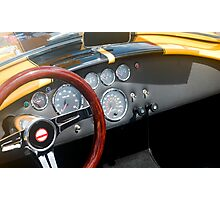 Classic Sports Car Photographic Print