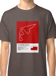 Yas Marina Circuit - v2 Classic T-Shirt