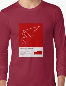 Yas Marina Circuit - v2 Long Sleeve T-Shirt