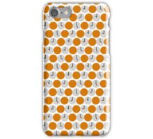 A Clockwork Orange Pattern iPhone Case/Skin