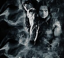 The Winter Soldier (Notebook & more) by ANamelessPerson