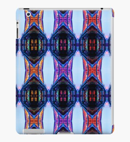 Lost In Outer Space iPad Case/Skin
