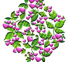 Pink Passion Tree by PrivateVices