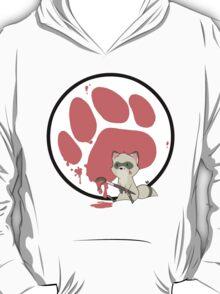Paw Print (by Rotekatze) T-Shirt