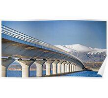 Clackmannanshire bridge Poster