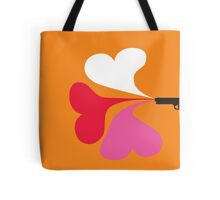 Gun of love Tote Bag