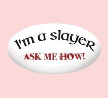 Ask me how! Baby Tee