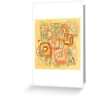 Barcelona Greeting Card