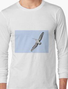 Flying High - North Stradbroke Island Long Sleeve T-Shirt