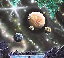 Multiverse 2 by Sam DelRussi