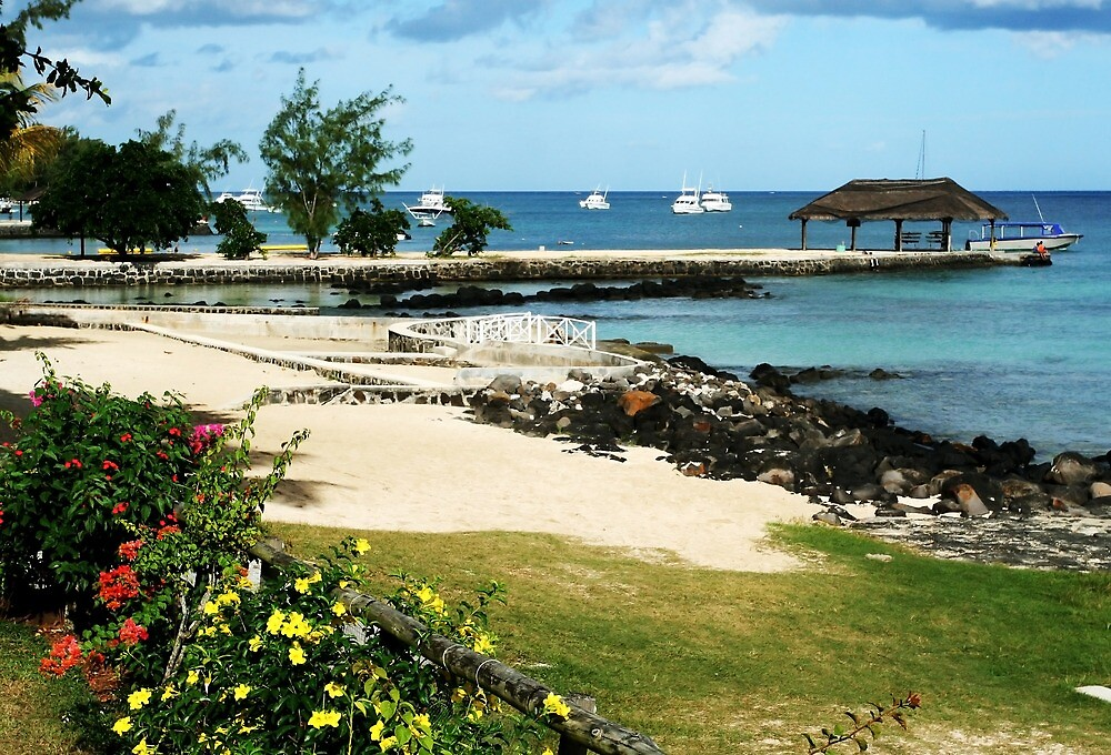 Trau aux Biches Mauritius by JandeBeer