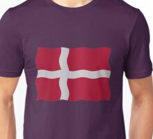 Danish flag Unisex T-Shirt