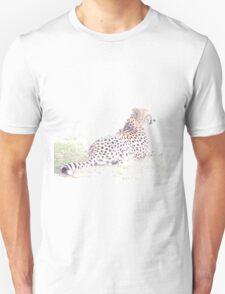 Cheetah Lying Down T-Shirt