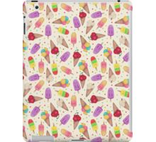 I scream for Icecream! Reprise iPad Case/Skin