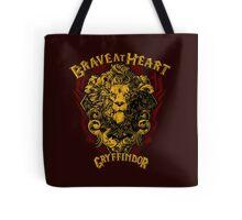 Brave at Heart Tote Bag