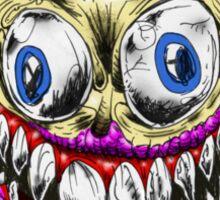Four Eyes Sticker