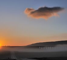 Ribblehead Viaduct by Richard Ion