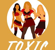 The unholy trinity minimalistic - toxic version 3 ; by dolphinvera