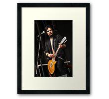 Guns 2 Roses Framed Print