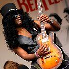 Guns 2 Roses by Paul Reay