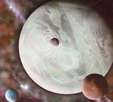 Multiverse 25 by Sam DelRussi