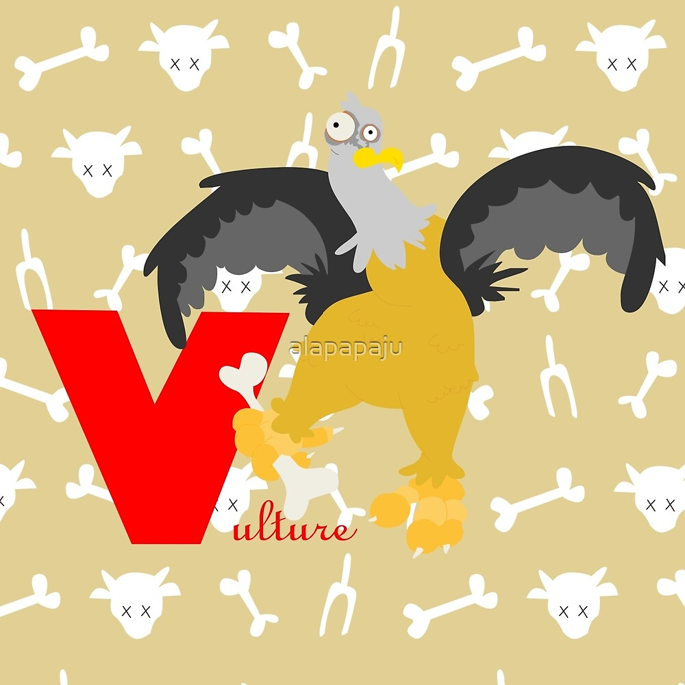 v for vulture by alapapaju