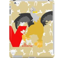 v for vulture iPad Case/Skin
