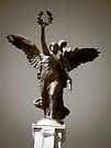 statue, Rome, Italy by Andrew Jones
