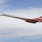 Radio Controlled Concorde by Shane Ransom
