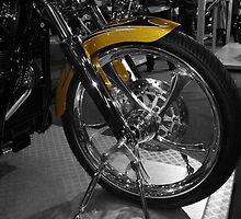 Chopper wheel by Jo Ross