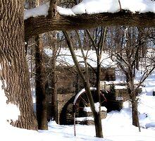 Garvine Mill_Winter 2010 by Hope Ledebur